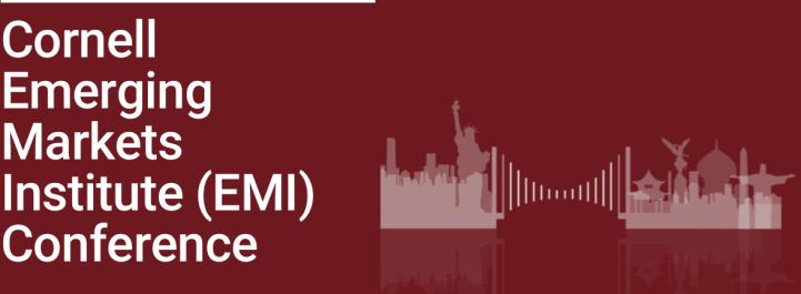Cornell EMI Conference Logo